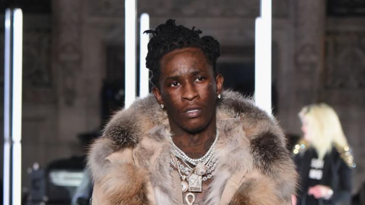 Young Thug Follows Travis Scott's Lead With Fortnite Concert - HotNewHipHop
