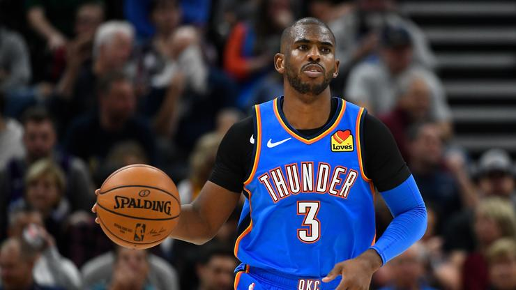 Chris Paul Comments On LeBron Not Wearing Social Justice Message thumbnail