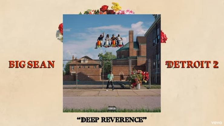 """Big Sean Taps Nipsey Hussle For """"Deep Reverence"""" From """"Detroit 2"""" thumbnail"""