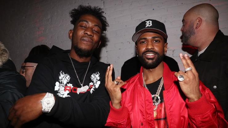 Big Sean & Desiigner React To Kanye Giving Back G.O.O.D Masters - HotNewHipHop