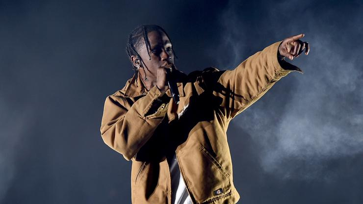 Travis Scott Has Been Teasing His New Alcoholic Drink Cacti In Plain Sight - HotNewHipHop