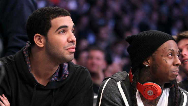 Drake Sends Heartfelt Wishes To Lil Wayne On 38th Birthday - HotNewHipHop