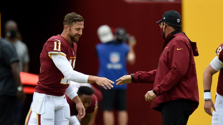 Alex Smith Plays In First NFL Game Since Gruesome Injury ...