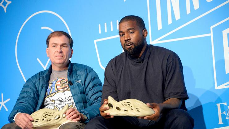 Kanye West Explains Why The Yeezy Foam Runner Is The Future Of Sneakers - HotNewHipHop