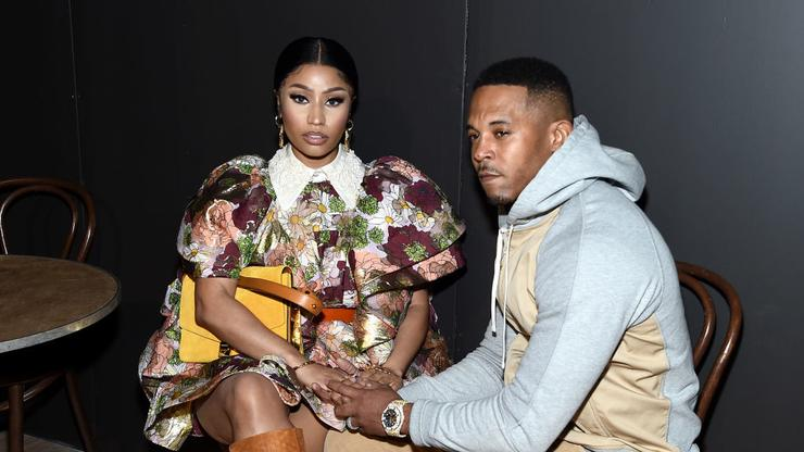 Nicki Minaj Gets Raunchy With Kenneth Petty In Post-Baby Photos - HotNewHipHop