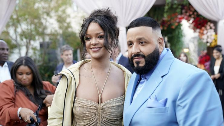DJ Khaled Floods His IG Feed With 6 Birthday Posts For Rihanna