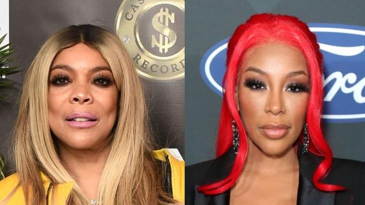 Wendy Williams Claims K. Michelle's Injections Leaked On ...