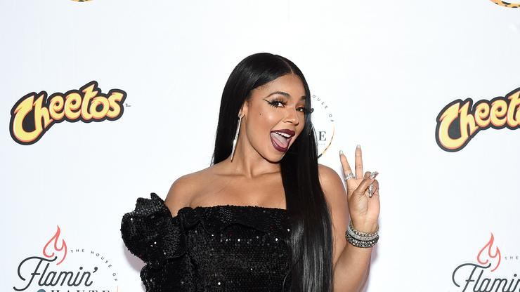 Ashanti Elicits Speculation After Posting Mystery Man On IG