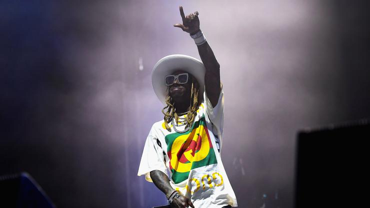 Lil Wayne Reflects On Touring With DMX During Performance At Trillerfest - HotNewHipHop