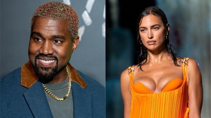 Kanye West & Irina Shayk Return To US Together After Their Romantic Getaway