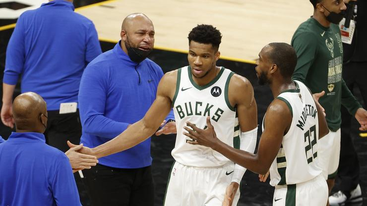 Bucks Rally From Behind 16 Points To Defeat Suns In Game 5 Of NBA Finals