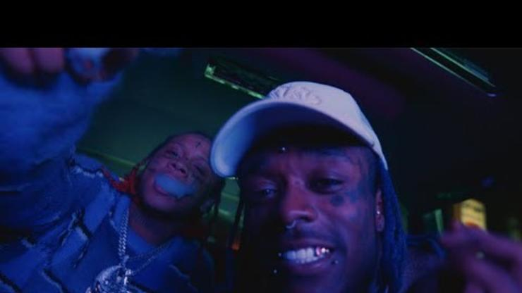 """Trippie Redd & Lil Uzi Vert Geek Out At An Arcade In The """"Holy Smokes"""" Video"""