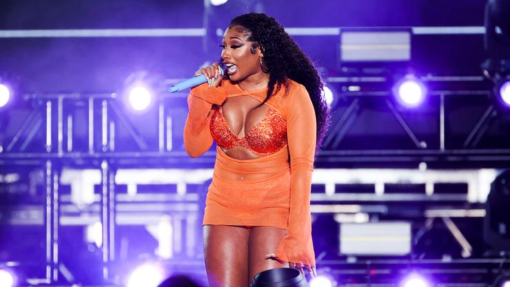 Megan Thee Stallion Performs In Front Of 180,000 People At Lollapalooza