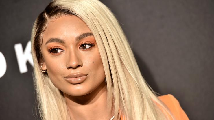 DaniLeigh Shows Off Post-Baby Body One Week After Giving Birth