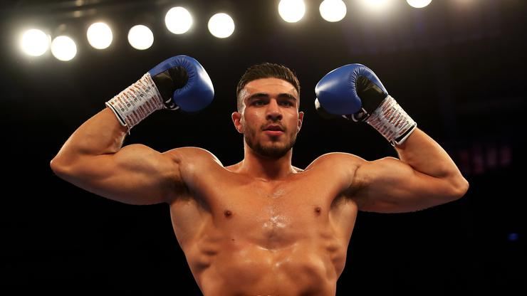 Tommy Fury Says He'd Knock Jake Paul Out In Less Than 3 Minutes