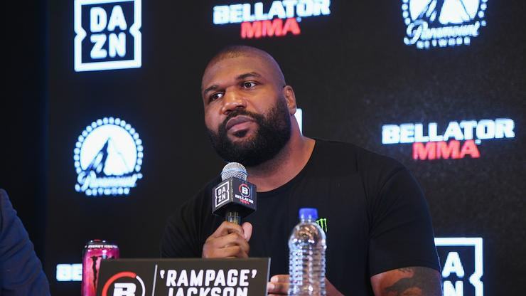 Rampage Jackson Slams Jon Jones For Being A Dirty Fighter - HotNewHipHop