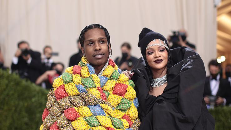 Rihanna Doesnt Want A$AP Rockys Help With Savage X Fenty Because Shes A Control Freak