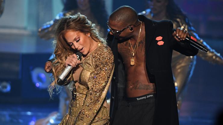 J. Lo, Ja Rule, & LL Cool J Link Up In NYC For Global Citizen Festival Rehearsal