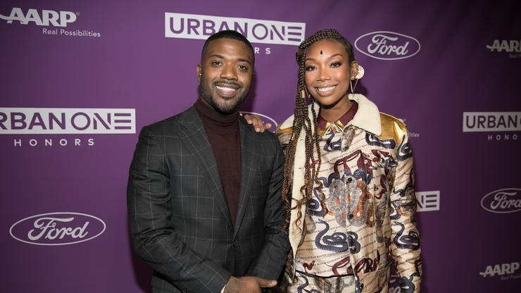 Ray J Show Loyalty To His Sister With Nostalgic Brandy Tattoo