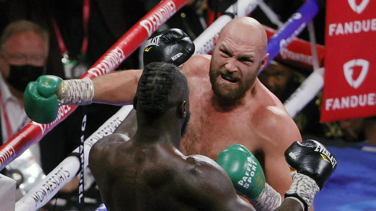 Tyson Fury & Deontay Wilder Fight Dubbed A Classic By Fans