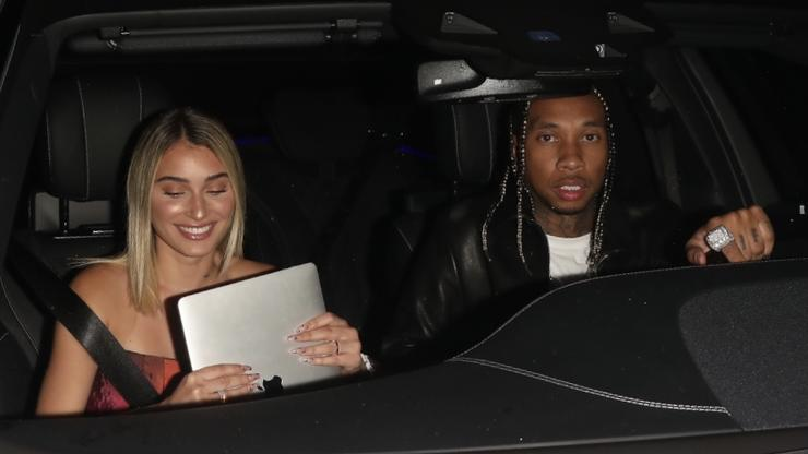 Tyga Arrested On Felony Domestic Abuse Charge: Report