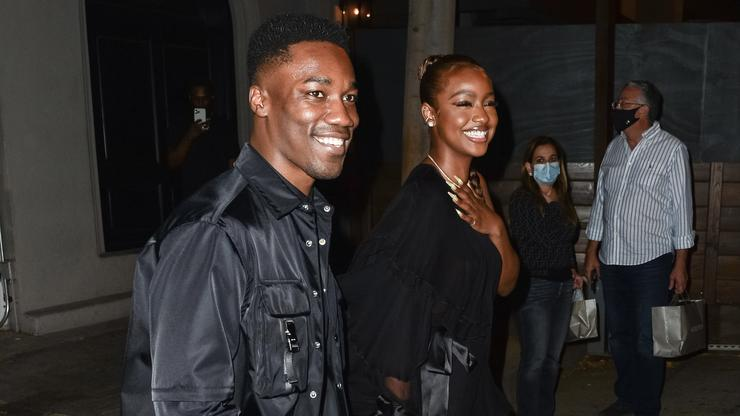 Justine Skye Seemingly Hints At Giveon Breakup: IDC Anymore Im Done