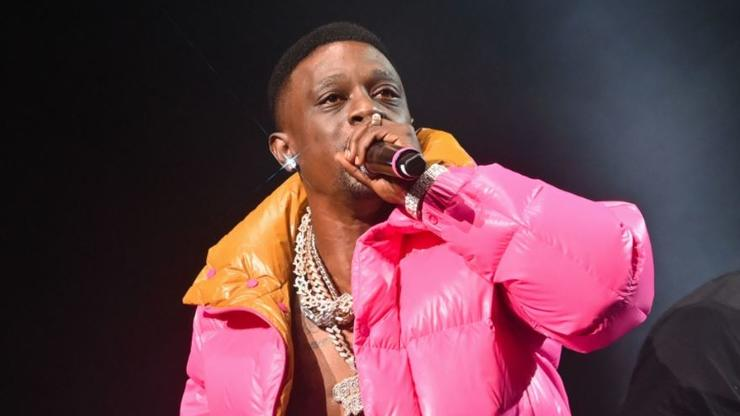 Boosie Badazz Turns Himself Into Police After Promoter Presses Charges: Report