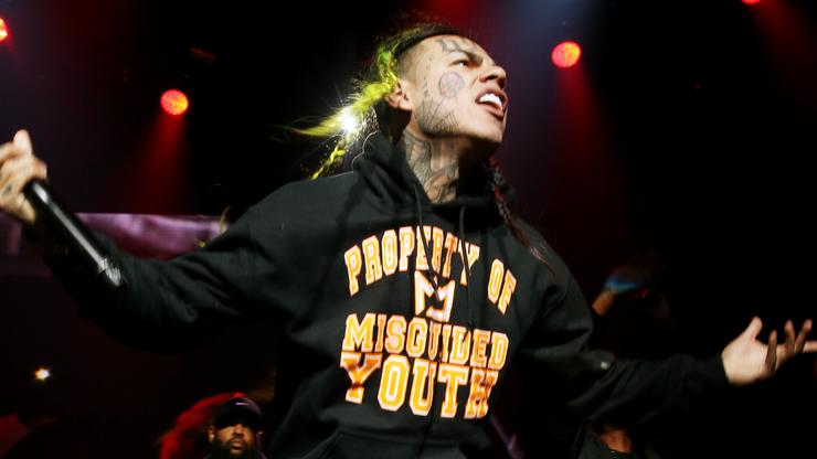 Adin Ross Apologizes To 6ix9ine After Trolling Him For Snitching